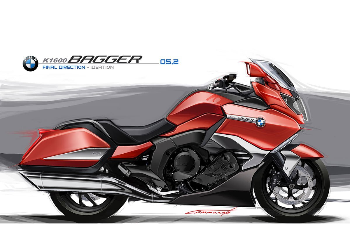 K1600 Bagger KOG No Ordinary Bikers